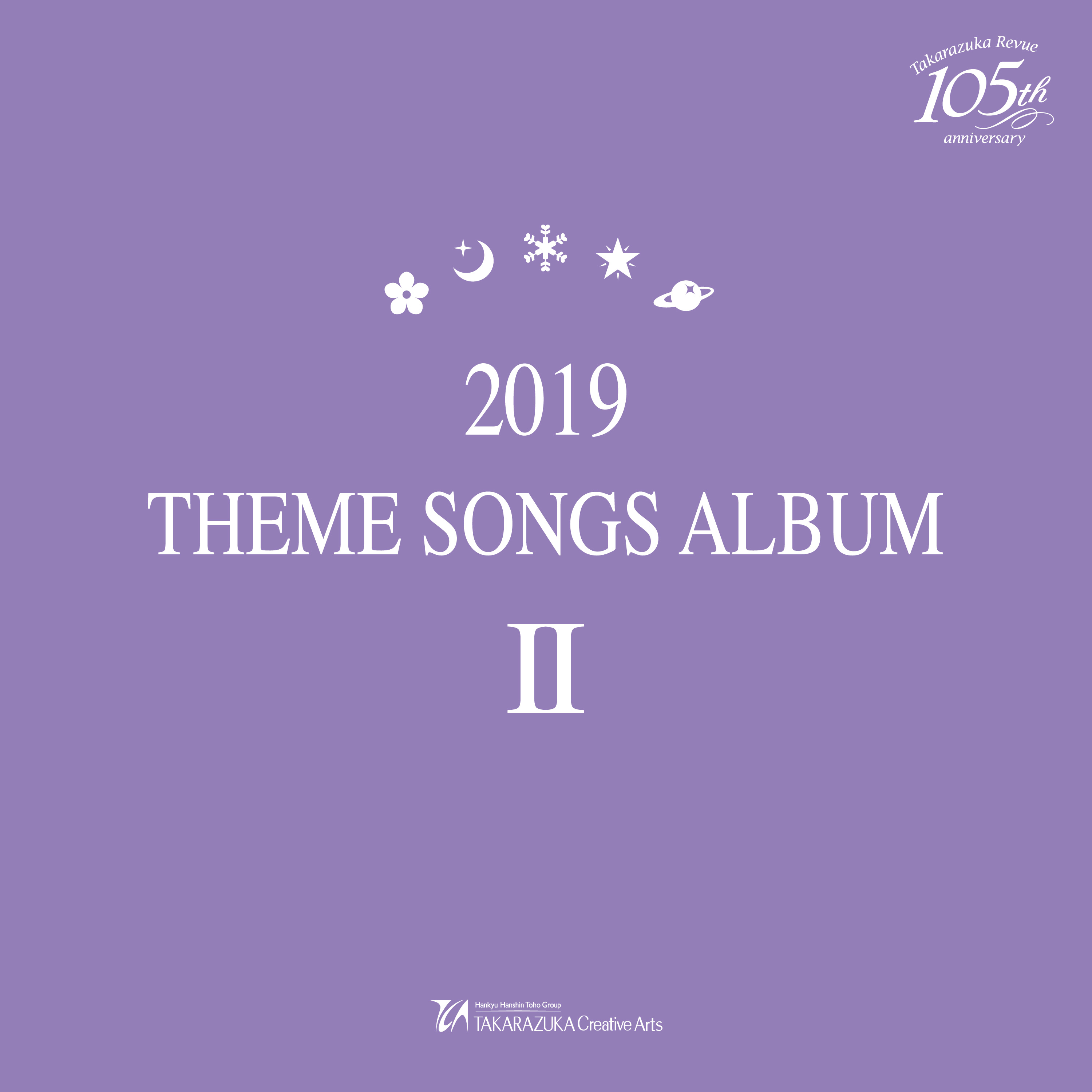 2019 THEME SONGS ALBUM II
